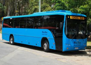 Russell Island School Bus