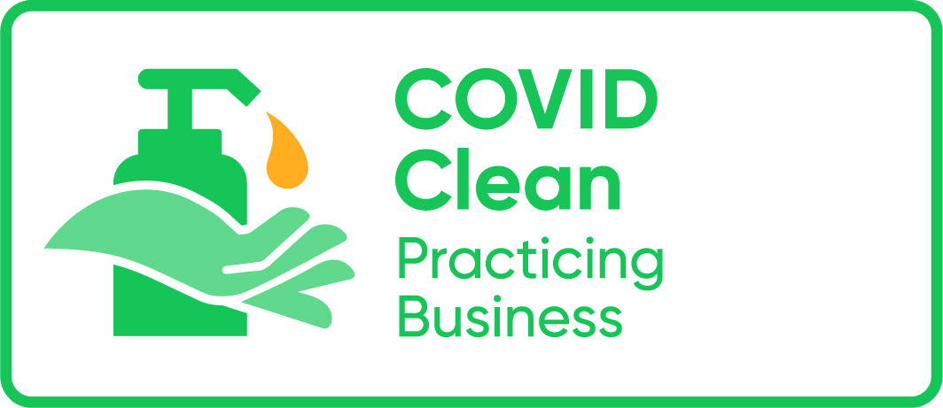 COVID Clean Logo