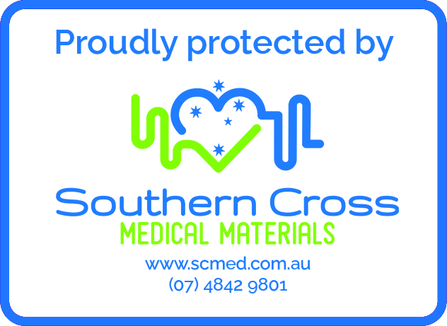 Protected by Southern Cross Medical Materials